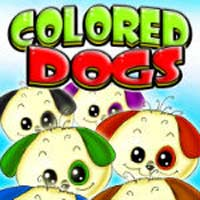 Colored Dogs