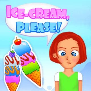 Ice-Cream Please!